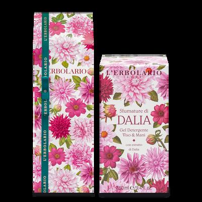 Confezione regalo Gel detergente Sfumature di Dalia