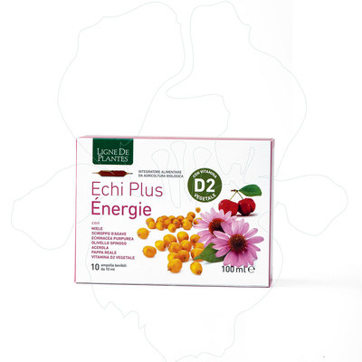 Echi Plus Energie integratore