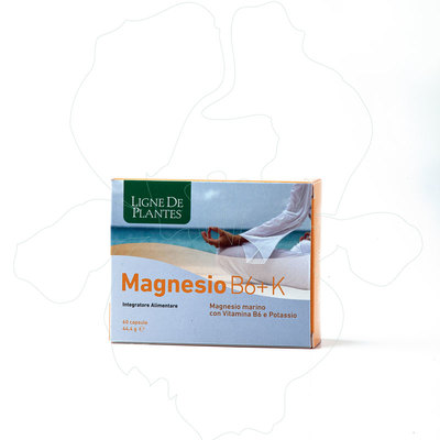 Magnesio B6 + K integratore