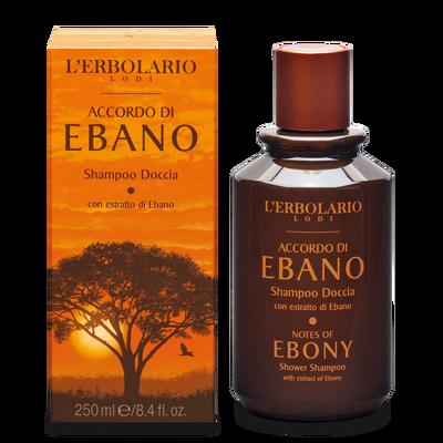 Shampoo doccia Accordo di Ebano