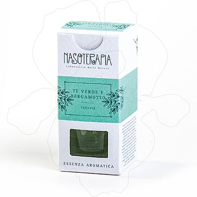 Essenza aromatica: Te verde e Bergamotto