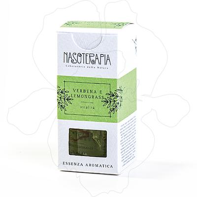 Essenza aromatica: Verbena e Lemongrass
