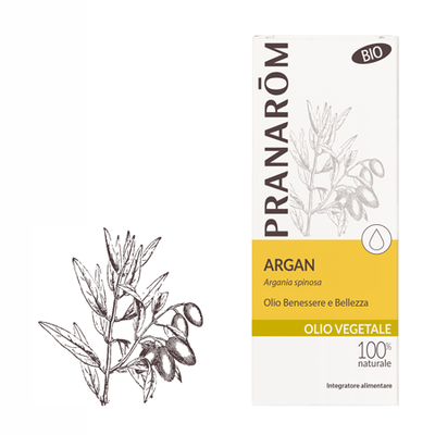 Olio vegetale - Argan 50 ml Pranarom