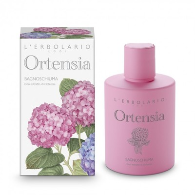 Bagnoschiuma Ortensia 300 ml