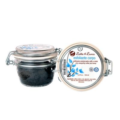 Esfoliante corpo 100 ml Latte e Luna