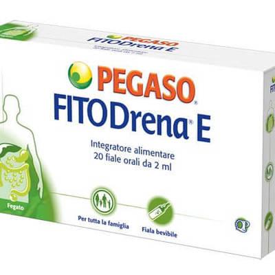 Fitodrena E 20 fiale Pegaso