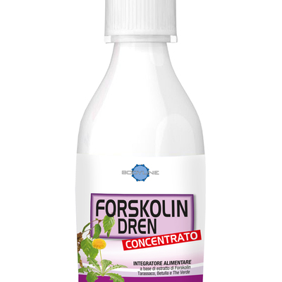 Forskolin Dren Concentrato 250 ml