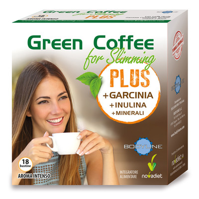 Green Coffee for Slimming PLUS 18 bustine