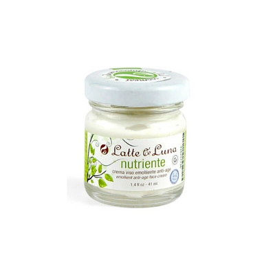 Crema viso nutriente antigas Latte&luna 41 ml