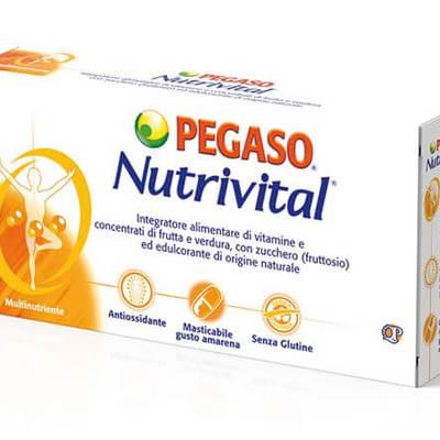 Nutrivital 30 compresse Pegaso