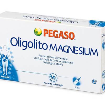 Oligolito MAGNESIUM 20 fiale Pegaso