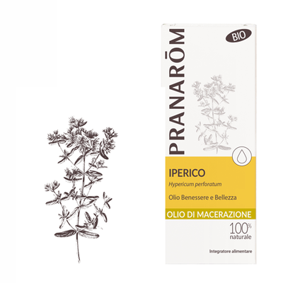 Olio vegetale - Iperico 50 ml