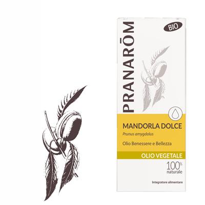 Olio vegetale - Mandorla dolce 50 ml