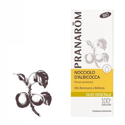 Olio vegetale - Nocciolo d'albicocca 50 ml