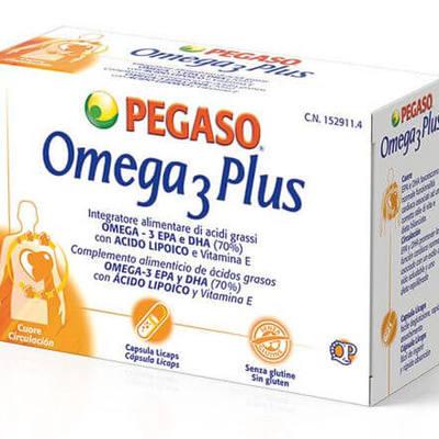 Omega 3 Plus 40 capsule Pegaso