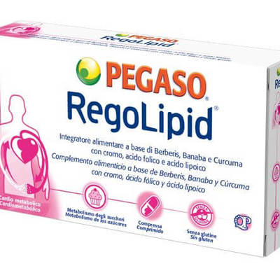 Regolipid 30 capsule Pegaso