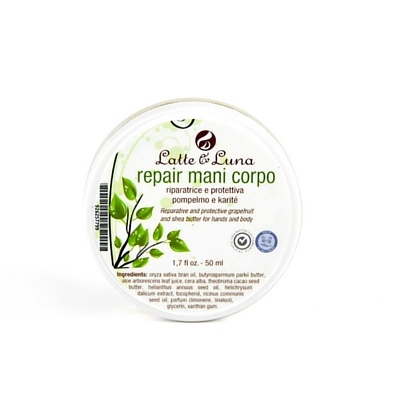 Repair mani e corpo 50 ml Latte e Luna
