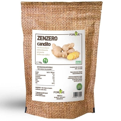 Zenzero candito 1 kg