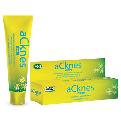 Ackness gel Tea tree oil ESI