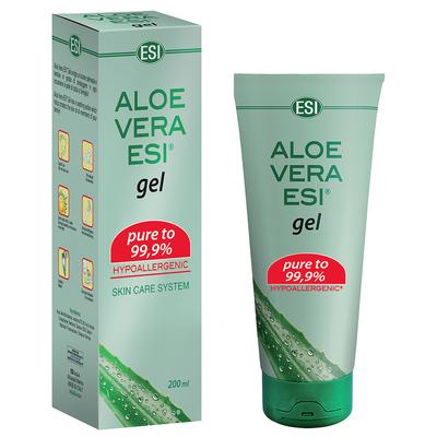 Aloe vera  ESI gel 200 ml hypoallergenic