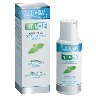Aloedermal IntimAID detergente intimo con mentolo