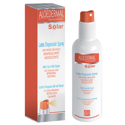 Aloedermal Solar Latte Doposole spray