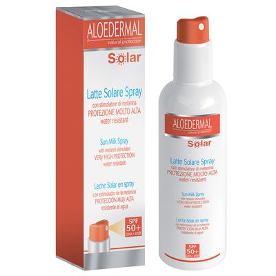 Aloedermal Solar Latte solare SPF50