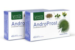 AndroPost Ligne de Plantes 45 capsule