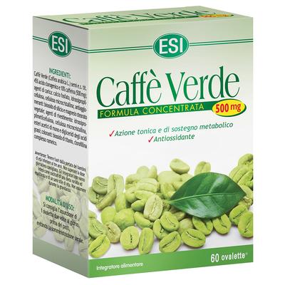 Caffè Verde 500 mg 60 ovalette ESI