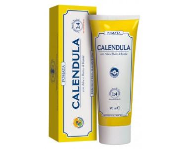 Calendula Pomata 100 ml  erboristeria Magentina