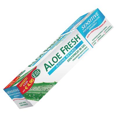 Dentifricio in gel Aloe fresh sensitive ESI