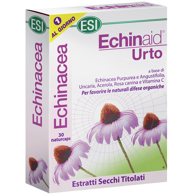 Echinaid urto 30 naturcaps ESI
