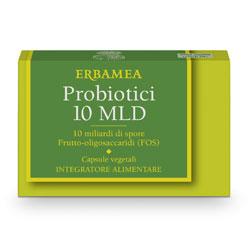 Probiotici 10 MLD capsule Erbamea