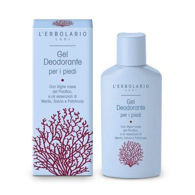 Gel deodorante per i piedi 100 ml