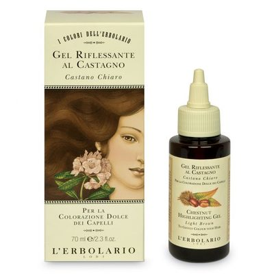 Gel riflessante al Castagno 70 ml