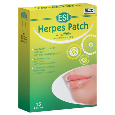 Herpes Patch invisibile 15 patch ESI