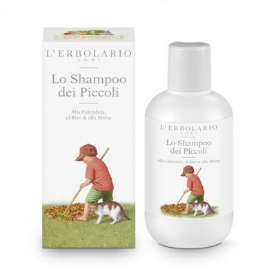 Lo shampoo dei Piccoli l'Erbolario