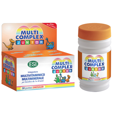 Multicomplex junior multivitaminico ESI