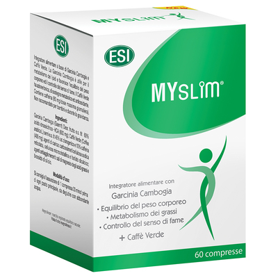 MYslim integratore  60 compresse ESI