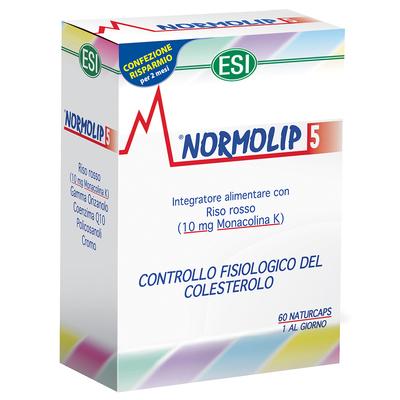 Normolip controllo fisiologico del colesterolo 60 cps