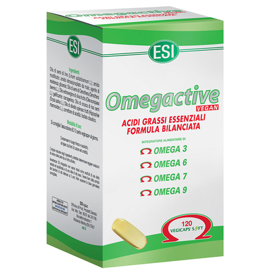 Omegactive acidi grassi essenziali