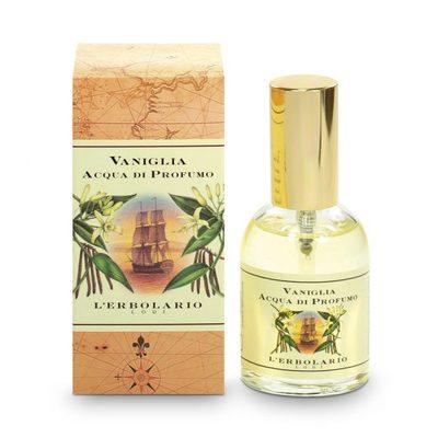 Profumo vaniglia 50 ml l'Erbolario