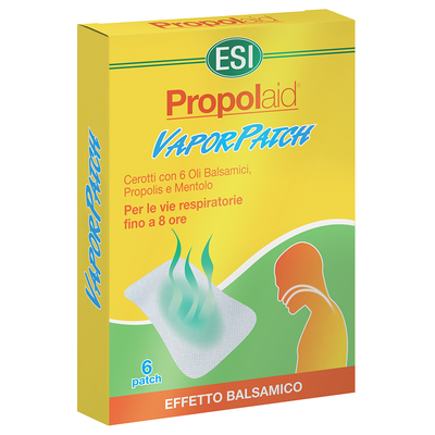 Propolaid Vaporpatch 6 cerotti balsamici