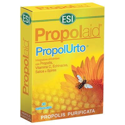 PropolUrto Integratore a base di Propoli e Vitamina C 30 capsule