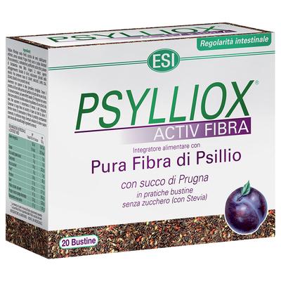 Psylliox activ fibra Regolarità intestinale 20 bustine