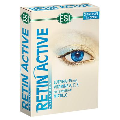 Retin Active 20 capsule per il benessere degli occhi