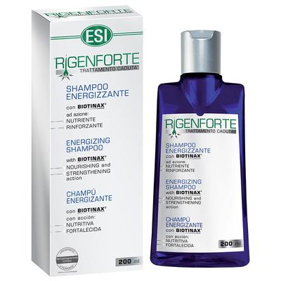Shampoo energizzante anticaduta Rigenforte Esi