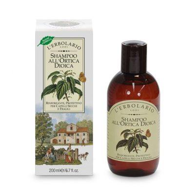 Shampoo all'Ortica Dioica l'Erbolario 200 ml