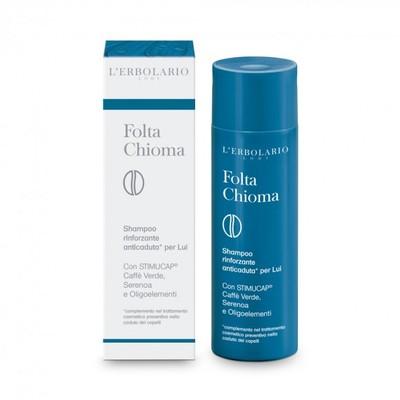 Shampoo Foltachioma rinforzante anticaduta per lui 200 ml