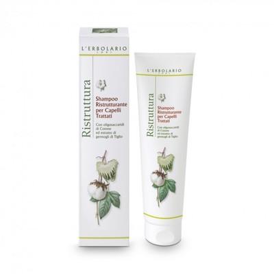 Shampoo Ristrutturante per capelli trattati 150 ml